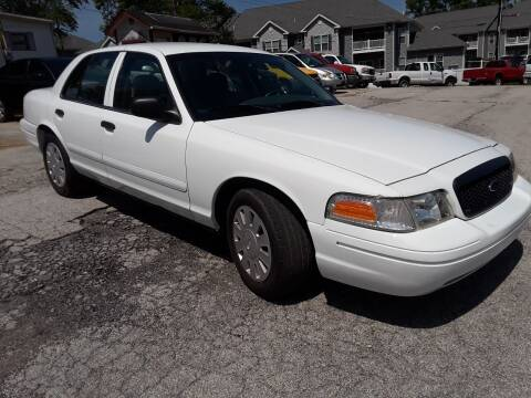 2007 Ford Crown Victoria for sale at BBC Motors INC in Fenton MO