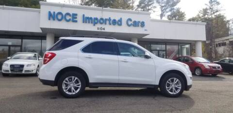 2017 Chevrolet Equinox for sale at Carlo Noce Imported Cars INC in Vestal NY