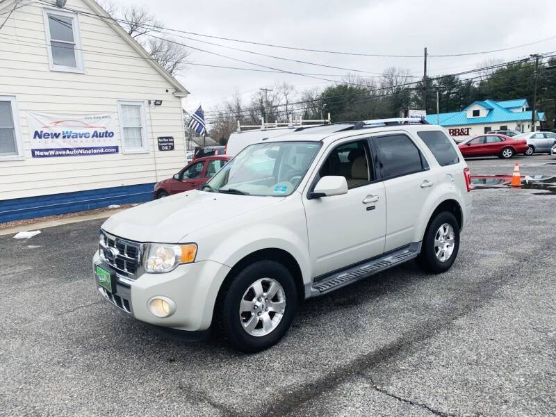 2009 Ford Escape for sale at New Wave Auto of Vineland in Vineland NJ