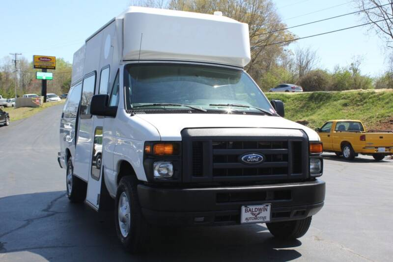 2013 Ford E-Series Cargo for sale at Baldwin Automotive LLC in Greenville SC