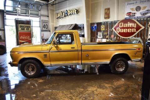 1974 Ford F-350 for sale at Cool Classic Rides in Redmond OR