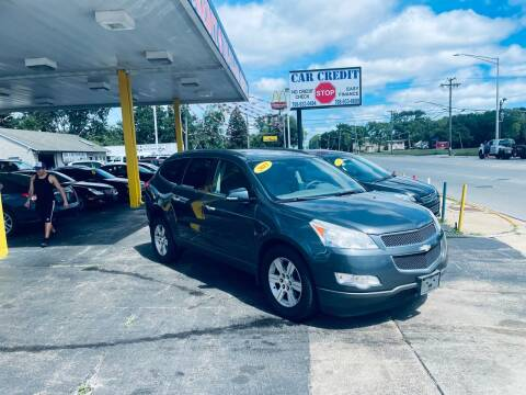 2011 Chevrolet Traverse for sale at Car Credit Stop 12 in Calumet City IL