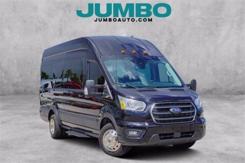 2020 Ford Transit Passenger for sale at JumboAutoGroup.com in Hollywood FL