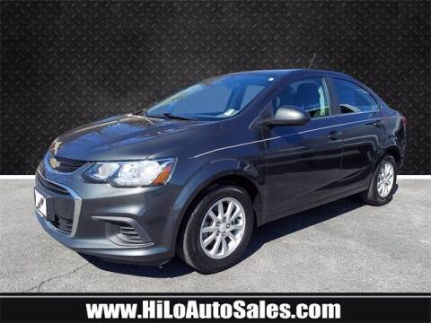 2018 Chevrolet Sonic for sale at Hi-Lo Auto Sales in Frederick MD
