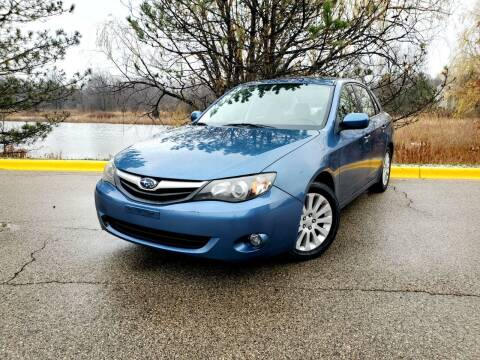 2010 Subaru Impreza for sale at Excalibur Auto Sales in Palatine IL