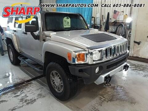 2008 HUMMER H3 for sale at Sharp Automotive in Watertown SD