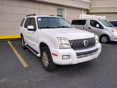 2007 Mercury Mountaineer for sale at Blackbull Auto Sales in Ozone Park NY