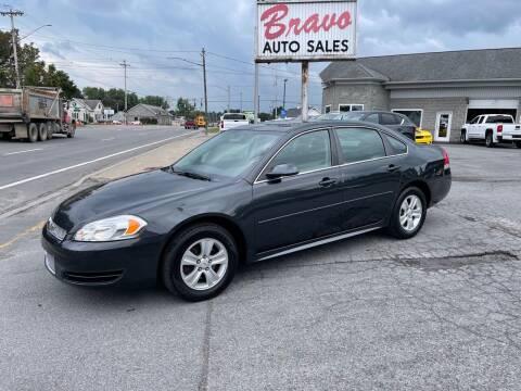 2015 Chevrolet Impala Limited for sale at Bravo Auto Sales in Whitesboro NY