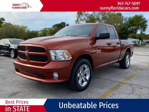 2013 RAM Ram Pickup 1500 for sale at Sunny Florida Cars in Bradenton FL