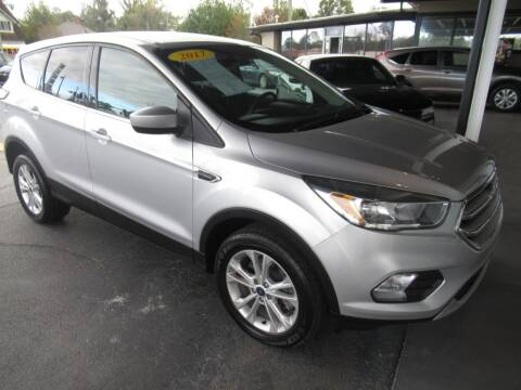 2017 Ford Escape for sale at Maluda Auto Sales in Valdosta GA