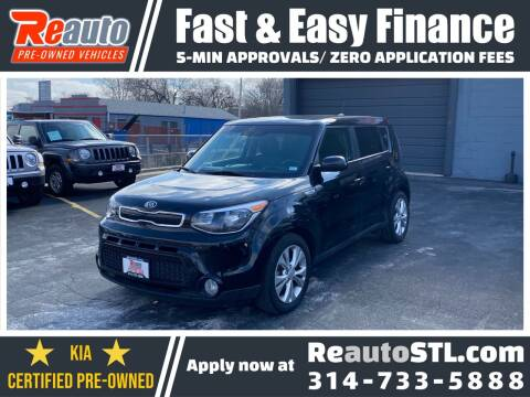 2016 Kia Soul for sale at Reauto in Saint Louis MO