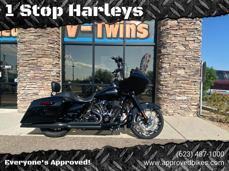 2019 HarleyDavidson FLTRXSRoadGlideSpecial for sale at 1 Stop Harleys in Peoria AZ