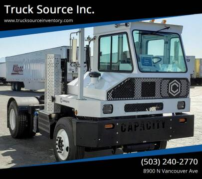 2021 Capacity TJ5000 for sale at Truck Source Inc. in Portland OR