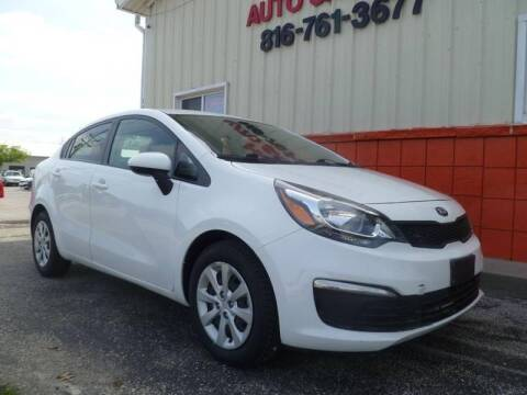 2016 Kia Rio for sale at H & S Auto Sale LLC in Grandview MO