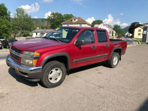2006 Chevrolet Colorado for sale at George's Used Cars Inc in Orbisonia PA