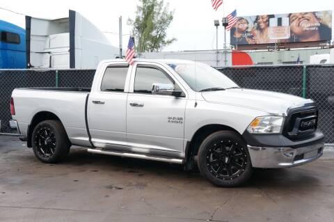 2014 RAM Ram Pickup 1500 for sale at MATRIX AUTO SALES INC in Miami FL