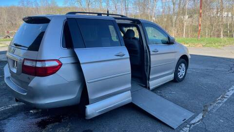 2007 Honda Odyssey for sale at Mobility Solutions in Newburgh NY