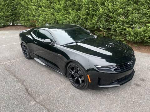 2020 Chevrolet Camaro for sale at Limitless Garage Inc. in Rockville MD