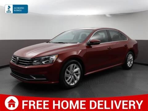 2018 Volkswagen Passat for sale at Florida Fine Cars - West Palm Beach in West Palm Beach FL