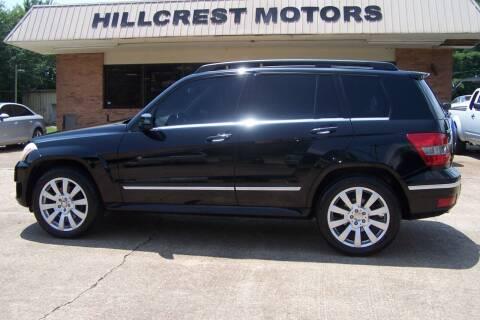 2012 Mercedes-Benz GLK for sale at HILLCREST MOTORS LLC in Byram MS