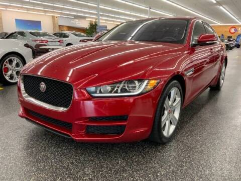 2017 Jaguar XE for sale at Dixie Motors in Fairfield OH