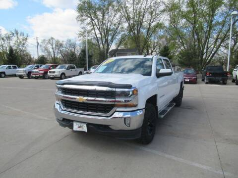 2017 Chevrolet Silverado 1500 for sale at Aztec Motors in Des Moines IA