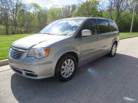 2016 Chrysler Town and Country for sale at EZ Motorcars in West Allis WI