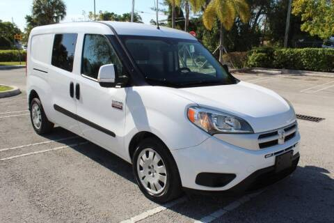 2015 RAM ProMaster City Wagon for sale at Truck and Van Outlet in Miami FL