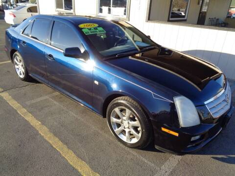 2005 Cadillac STS for sale at BBL Auto Sales in Yakima WA