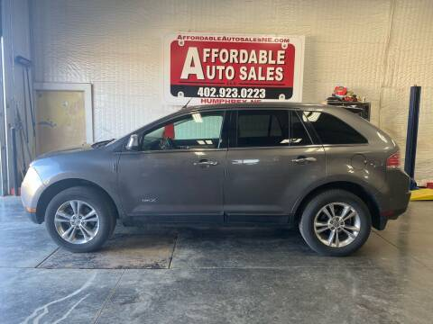 2010 Lincoln MKX for sale at Affordable Auto Sales in Humphrey NE