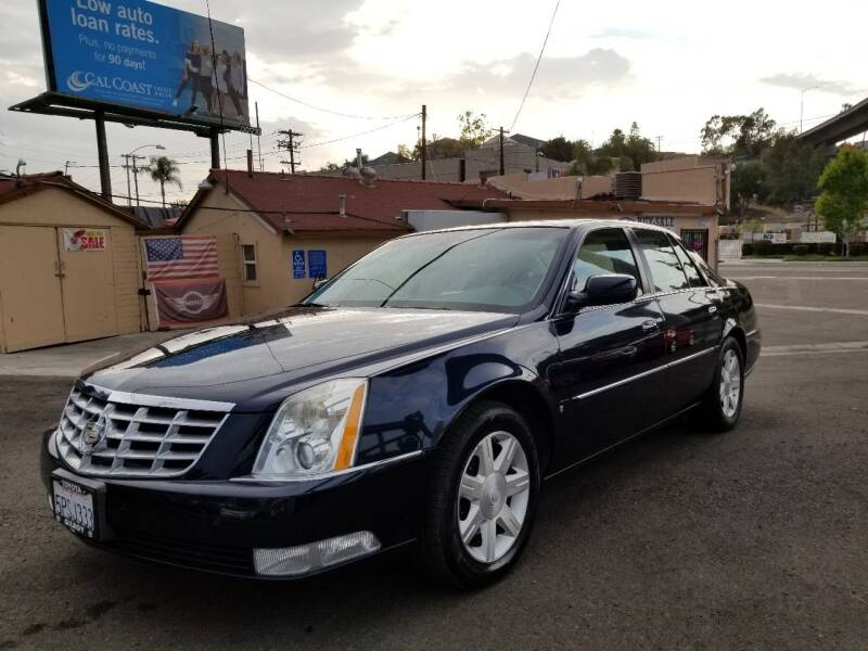 2006 Cadillac DTS for sale at Legend Auto Sales Inc in Lemon Grove CA