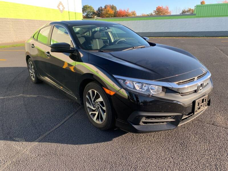 2018 Honda Civic for sale at South Shore Auto Mall in Whitman MA