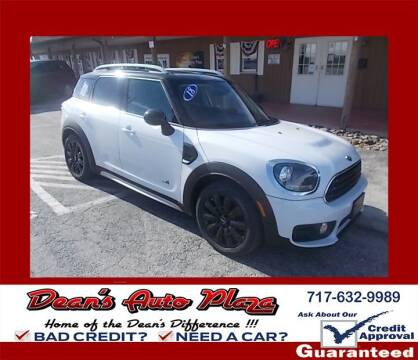 2018 MINI Countryman for sale at Dean's Auto Plaza in Hanover PA