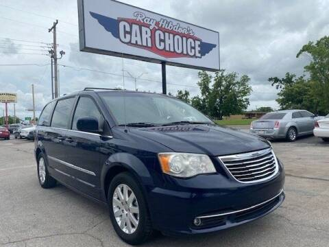 2013 Chrysler Town and Country for sale at Ray Hibdon's Car Choice in Oklahoma City OK