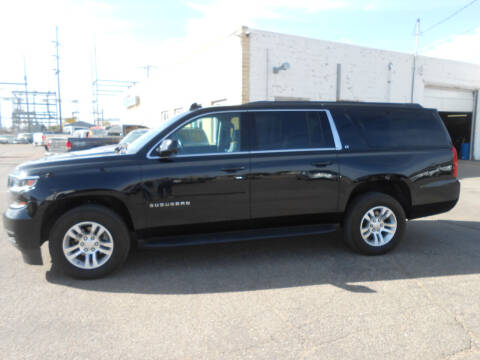 2019 Chevrolet Suburban for sale at Salmon Automotive Inc. in Tracy MN