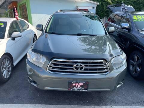 2010 Toyota Highlander for sale at Best Cars R Us LLC in Irvington NJ