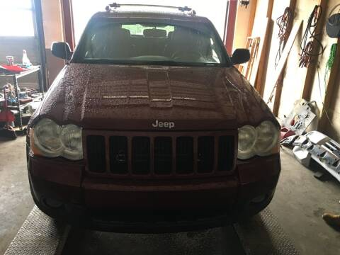 2008 Jeep Grand Cherokee for sale at STARLITE AUTO SALES LLC in Amelia OH