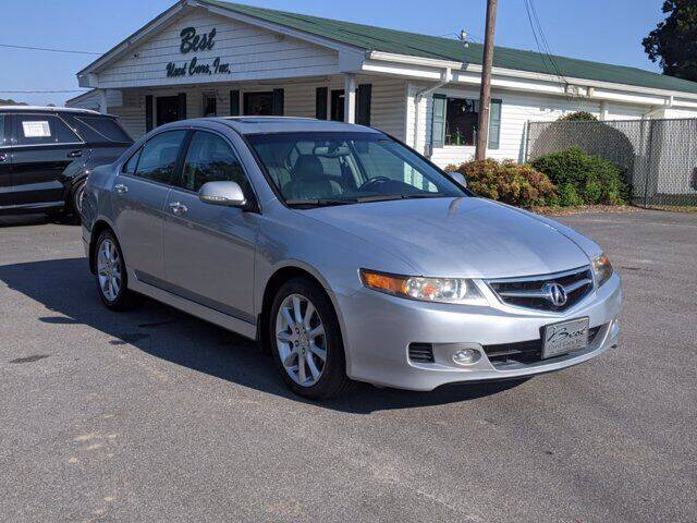 2006 Acura TSX for sale at Best Used Cars Inc in Mount Olive NC
