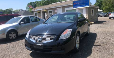 2008 Nissan Altima for sale at AUTO OUTLET in Taunton MA