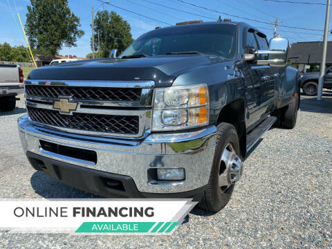 2011 Chevrolet Silverado 3500HD for sale at Auto Store of NC in Walkertown NC
