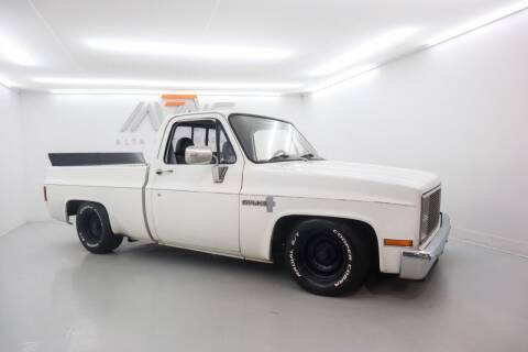 1983 Chevrolet C/K 10 Series for sale at Alta Auto Group LLC in Concord NC