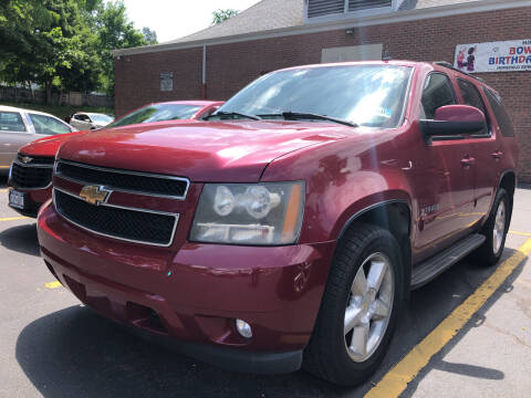 2007 Chevrolet Tahoe for sale at Deleon Mich Auto Sales in Yonkers NY