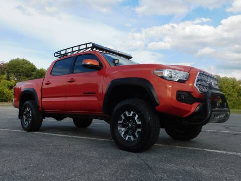 2016 Toyota Tacoma for sale at Used Cars For Sale in Kernersville NC