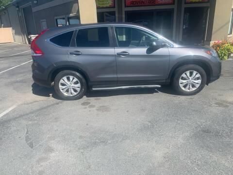 2014 Honda CR-V for sale at Advantage Auto Sales in Garden City ID