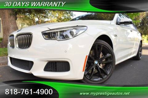 2014 BMW 5 Series for sale at Prestige Auto Sports Inc in North Hollywood CA