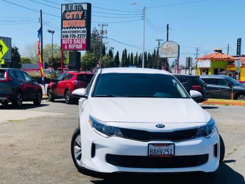 2017 Kia Optima Hybrid for sale at City Motors in Hayward CA