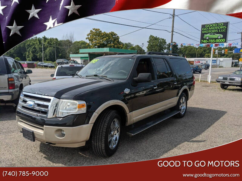 2009 Ford Expedition EL for sale at Good To Go Motors in Lancaster OH