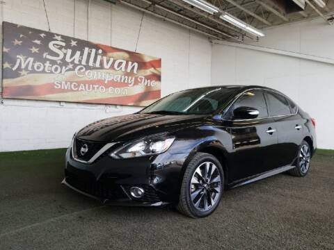 2017 Nissan Sentra for sale at SULLIVAN MOTOR COMPANY INC. in Mesa AZ