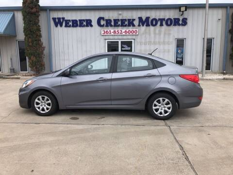 2013 Hyundai Accent for sale at Weber Creek Motors in Corpus Christi TX