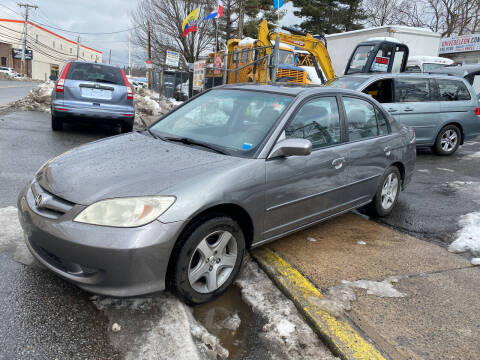 2004 Honda Civic for sale at White River Auto Sales in New Rochelle NY
